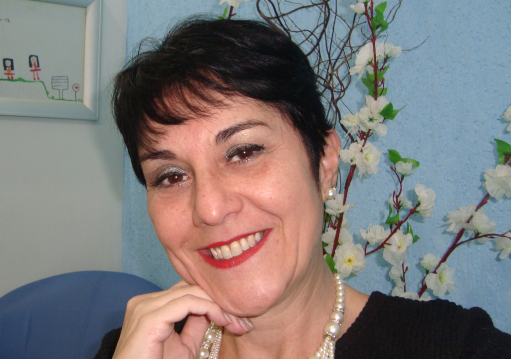 Psicóloga Marina Almeida