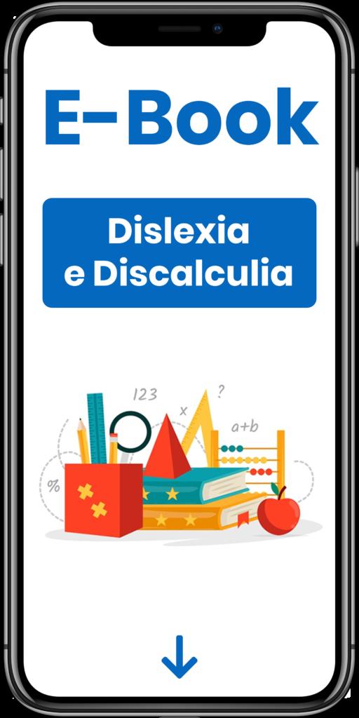 E-book Dislexia e Discalculia Intervenções Psicopedagógicas